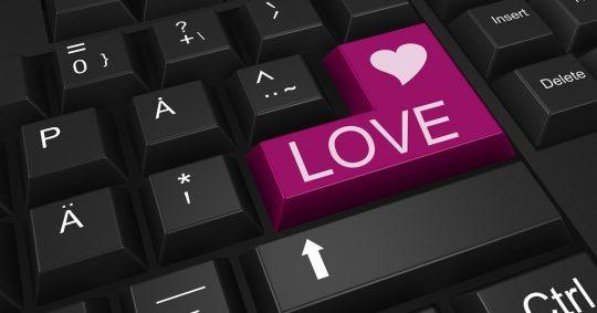 Hitta kärleken online